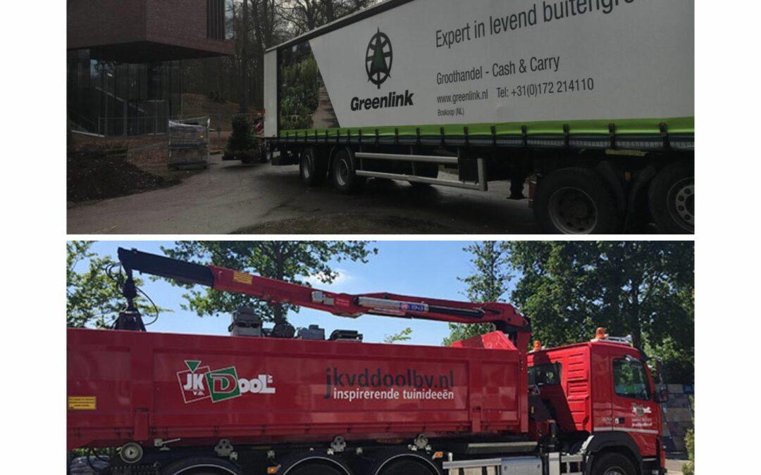 25 jaar Hoveniersbedrijf Betgen: onze vaste leveranciers