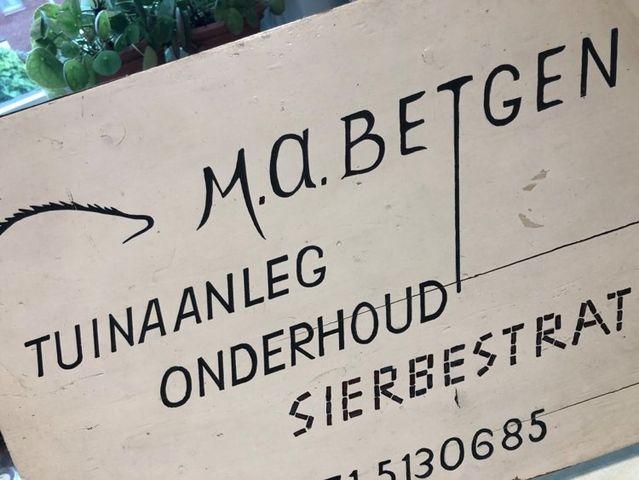 25 jaar Hoveniersbedrijf Betgen : De Egel!